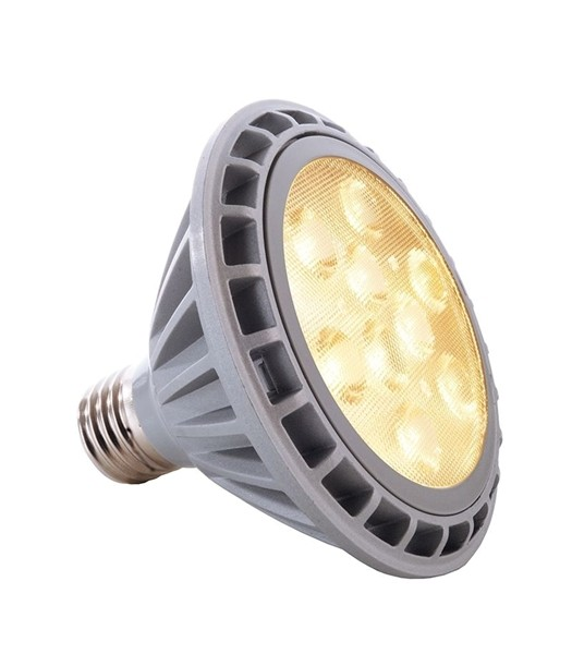 KapegoLED Leuchtmittel, LED E27 PAR30 3000K, Warmweiß, Abstrahlwinkel: 30°, 220-240V AC/50-60Hz, E27
