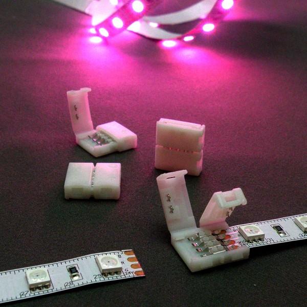 Verbinder für RGB LED Strips 5050 10mm