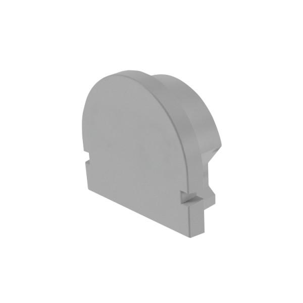 Reprofil, Endkappe R-AU-01-12 Set 2 Stk, Kunststoff, Länge: 18 mm