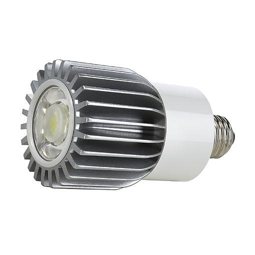 13W LED Leuchtmittel, weiss, E27 Sockel