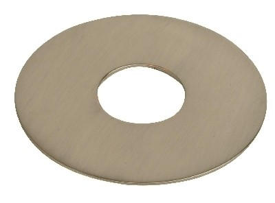 Circle Platte für Light Point edelstah.