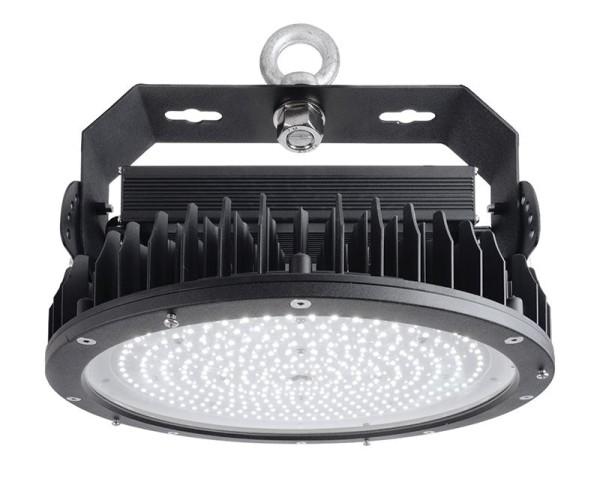 Deko-Light Pendelleuchte, Ainara 200, Aluminium Druckguss, schwarz, Kaltweiß, 110°, 200W, 230V