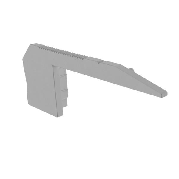 Reprofil, Endkappe P-AL-02-10 Set 2 Stk, Kunststoff