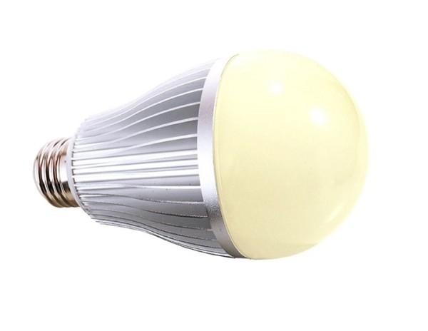 KapegoLED Leuchtmittel, LED E27 RF Single, Warmweiß, 100-240V AC/50-60Hz, E27, 8,00 W, EEI: A+