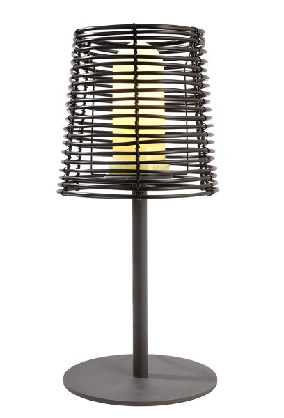 Deko-Light Dekorative Leuchte, Velorum, Kunststoff, schwarz, 18W, 230V