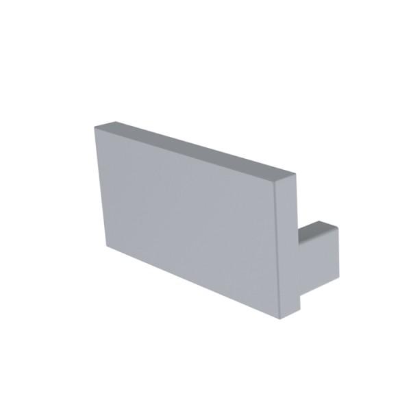 Reprofil, Endkappe I-AU-04-12 Set 2 Stk, Kunststoff, Länge: 20 mm