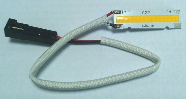 Optionales LED Modul für Piazza LED, 5 Watt warmweiß